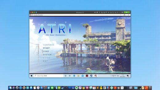 Parallels Desktopを利用して、MacでWindows専用の美少女ゲームを遊ぶ方法