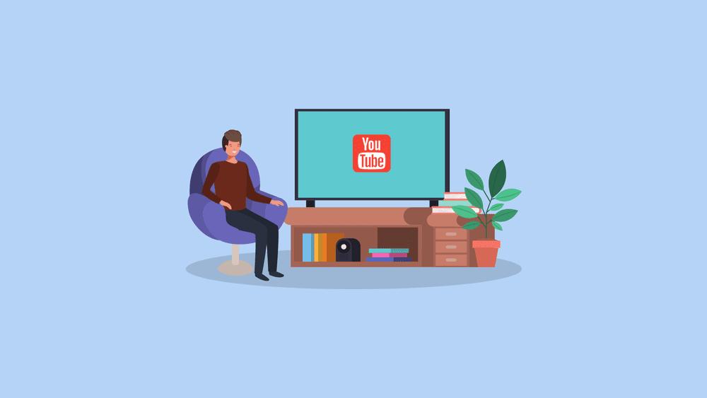 Youtube を 起動 し て